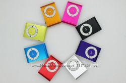 Металлический MP3-плеер, компактный и модный