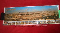 Фотография плакат Иерусалима
