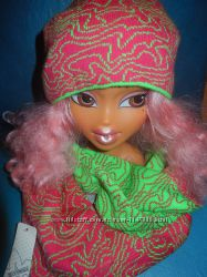 Новый молодежный наборчик шапка-шарф Зима