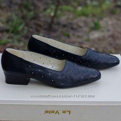 Кожаные туфли Claudine by Salamander Германия 39р.