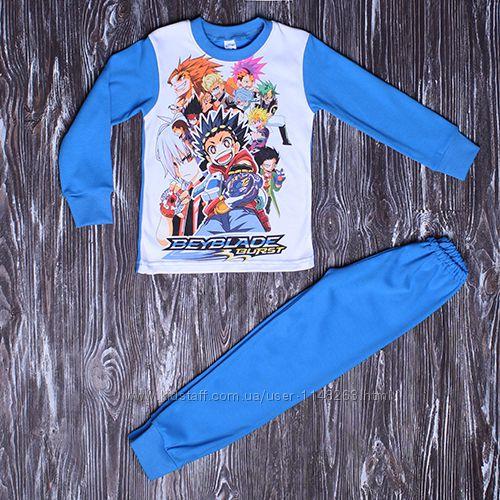 Пижама подростковая без утепления на мальчика