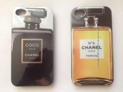 Чехол парфюм Chanel на Iphone 4-4s