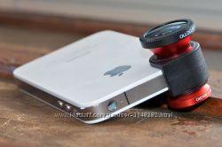 Объектив Olloclip Fisheye Фишай для Iphone 4-4s