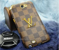 Чехол Louis Vuitton на Samsung Galaxy Note 2