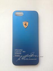 Чехол Ferrari на Iphone 5-5s
