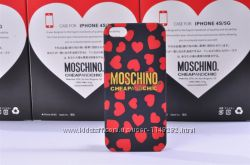 Чехол Moschino на Iphone 5-5s