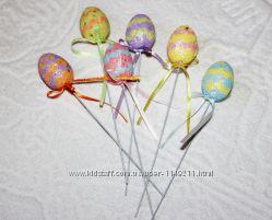Пасхальный декор, пасхальные яйца
