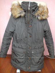 Зимняя куртка-парка р. С