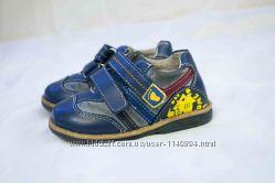 Демисезонные туфли Y-Top, для мальчика 21 р, стелька 13см