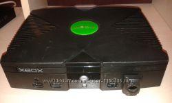 Игровая приставка Xbox video game system Microsoft corporation