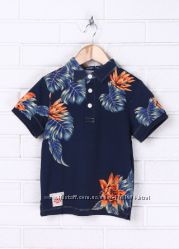 Рубашка-поло для мальчика Форест Ленд