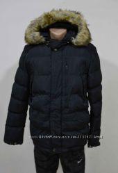Мужская зимняя куртка на меху р-ры L-2XL, Венгрия