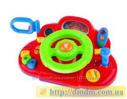 Музыкальная игрушка Я тоже рулю Play Smart 7317