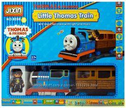 Железная дорога - конструктор Томас и друзья Jixin 8288B