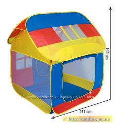 Детская палатка Волшебный домик Play Smart 905M