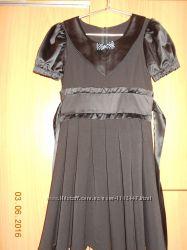 школьное платье размер 34