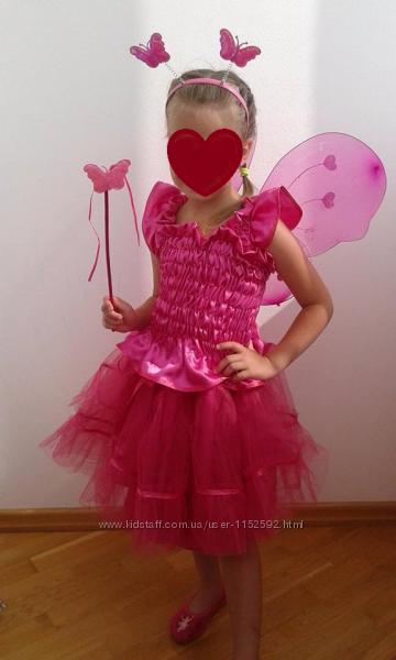 карнавальные костюмы в наличии  фея бабочка