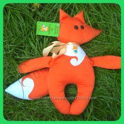 Текстильна іграшка Лисичка.
