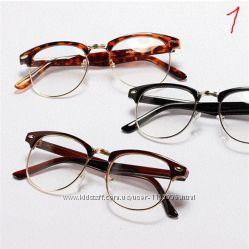 Имиджевые очки 10 моделей