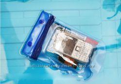 Водонипроницаемый чехол для телефонов, фотоаппаратов-мыльниц