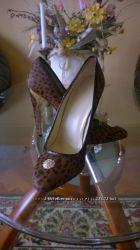 Обалденные кожаные туфли Paolo Conte
