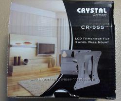 Крепления, кронштейны для телевизора Crystal CR555, CR377, CR422, Full-Moti