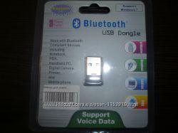 Мини USB Bluetooth адаптер для компа