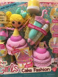 Lalaloopsy Girls Cake Fashion Лалалупси торт сладкая фантазия, сластена.