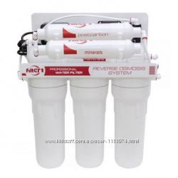 Акция на Осмос Filter1 RO 6-36 МP с помпой и минерализатором