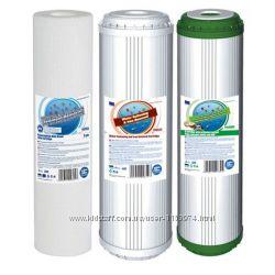 Набор картриджей Aquafilter 3