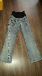 джинсы и капри для беременных