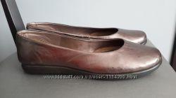 туфли фирменные, новые, натуральная кожа