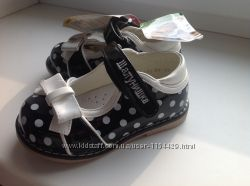 Туфли для девочки  Шалунишка