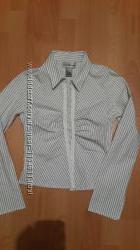Фирменная рубашка WAREHOUSE
