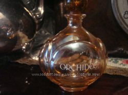 Флакон от духов Белая орхидея Франция