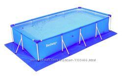 Подстилка для бассейнов Bestway 58102 445х244см