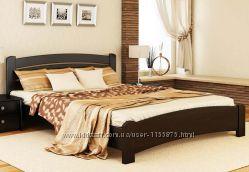 Кровать деревянная Венеция Люкс. С скидкой и Бесплатной доставкой до дома
