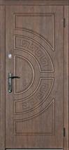 Двери входные металлические модель 102 серия Стандарт