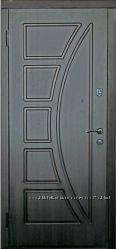Двери входные металлические модель 104 Верона серия Стандарт