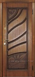 Двери входные металлические Фиона серия Премиум