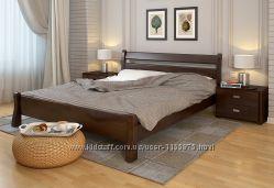 Кровать деревянная Венеция НАПРЯМУЮ от Производителя Есть размеры и цвета