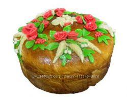 Каравай, хлеб в Киеве и области