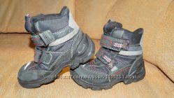 148 Ботинки Del-Tex26р. по стельке 16, 5см.