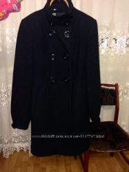 Продам пальто кашемировое черное