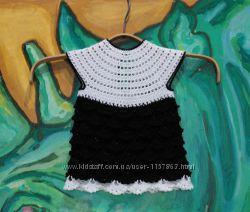 Платье Маленькая Коко Шанель