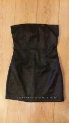 Платье - мини Miss Sixty р. М под кожу