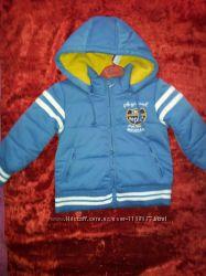 Демисезонная куртка Zeplin для мальчика новая
