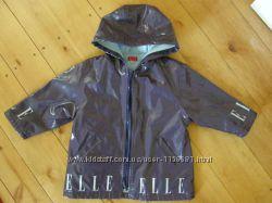Демисезонная  куртка- пальто  ELLE