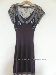 Продам шикарное трикотажное платье фирмы MORGAN