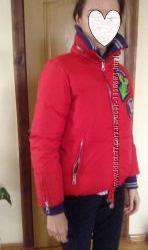 Продам стильную итальянскую и красивую куртку-пуховик  фирмы Frankie morell
